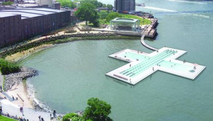 The Floating Pool Will Let You Swim In The Hudson River Panamericanworld