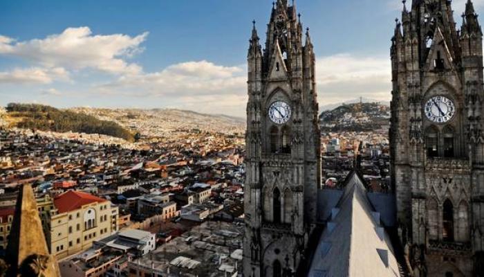 Quito es ratificado como Destino Líder de Sudamérica ...