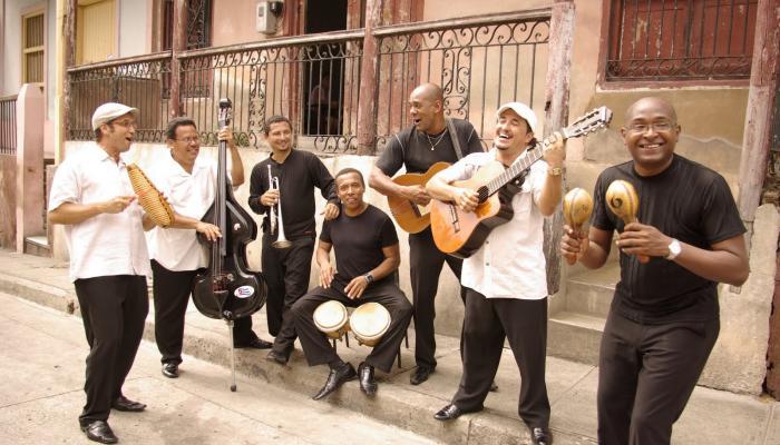 Musica cubana arc
