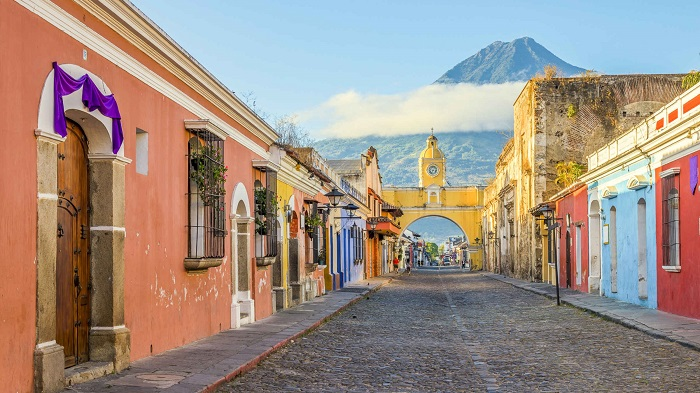Antigua Guatemala. Foto: GetyourGuide