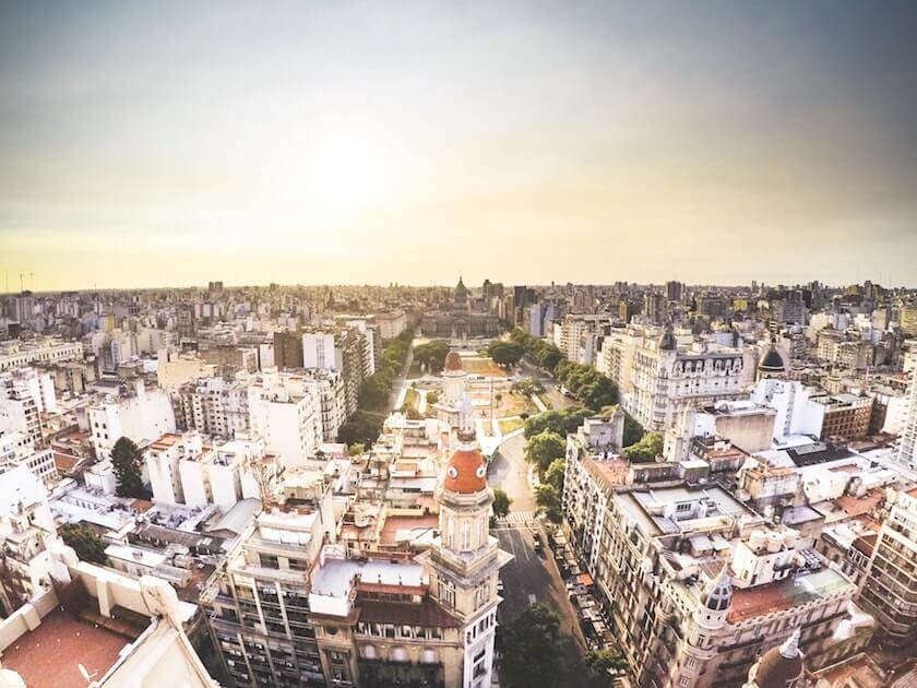 The Latin American Cities Canadians Love The Most