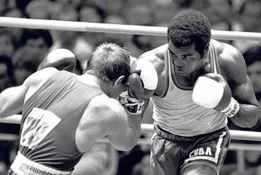 Cuban boxers
