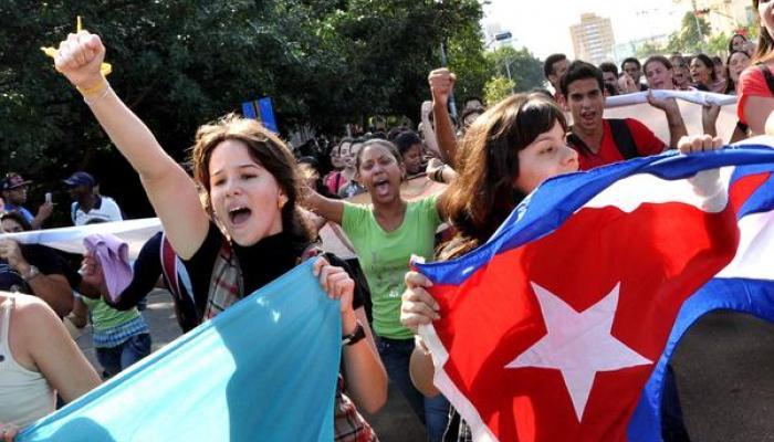 17D, el día histórico que tanto esperó Cuba. (Crónica desde La Habana)