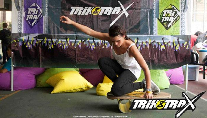TrixandTrax, An Opportunity for Art and Sport Talents