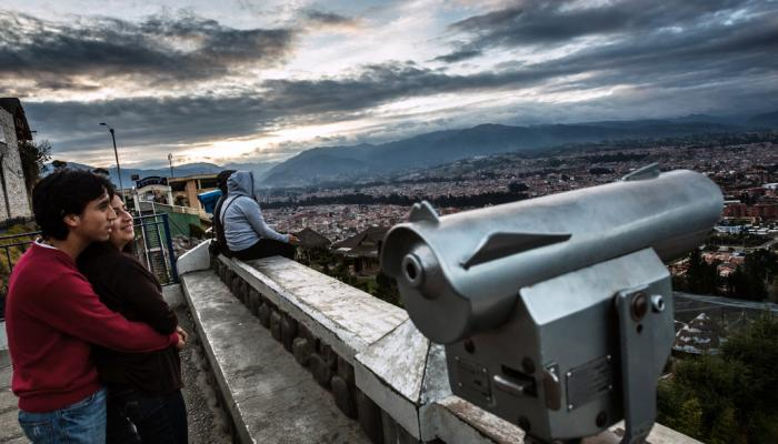 Three Sides of Ecuador