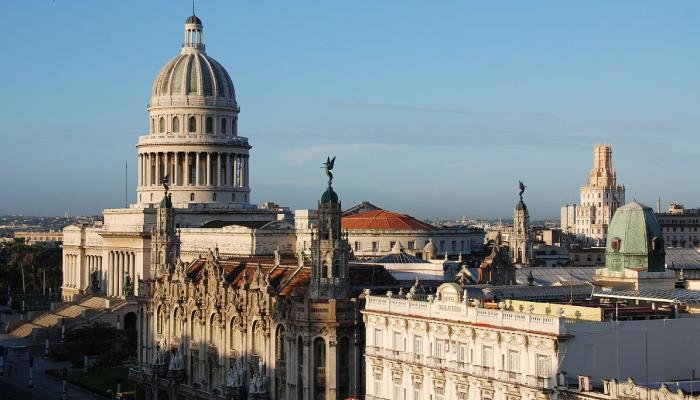 Cuba, seven jewels and five centuries of history