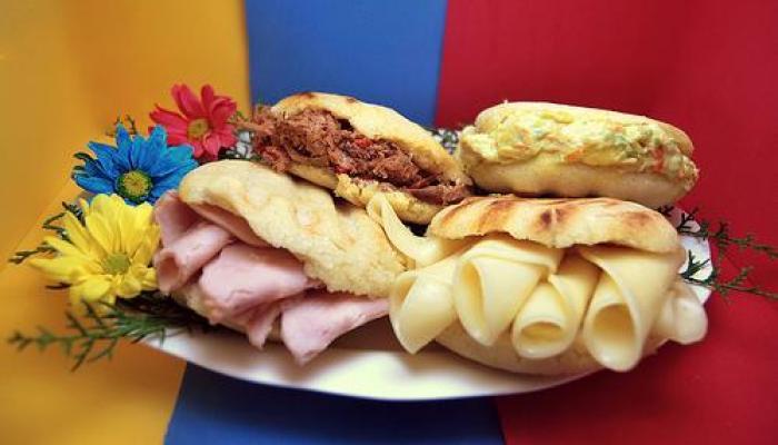 "Venezuelan ""arepas"", world's best breakfast"