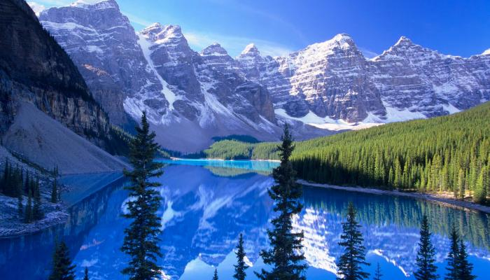 20 reasons to visit Canada