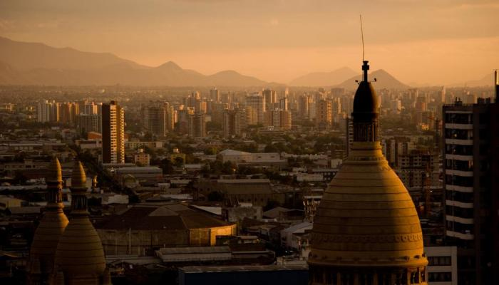 Santiago: one of the world's most up-and-coming destinations