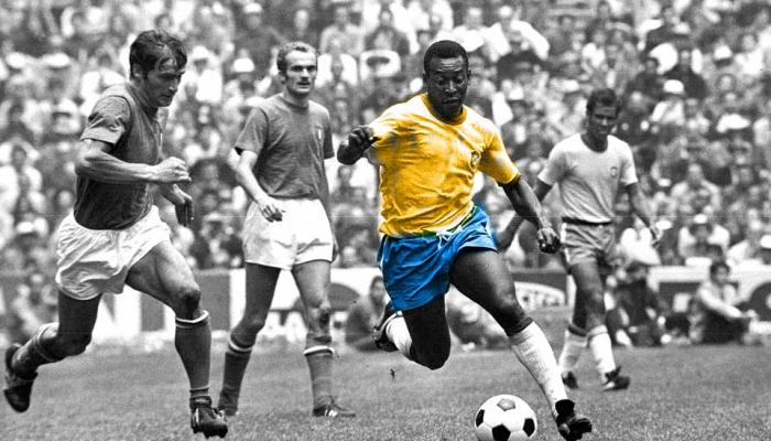 Is Pele a forgotten 'king' in his own country?