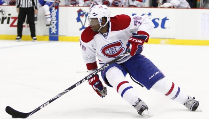 Top 10 NHL Players with Caribbean Roots