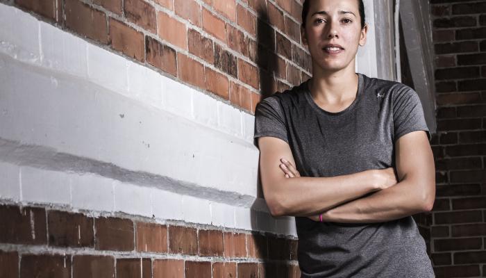 Laura Sánchez, leaps of glory
