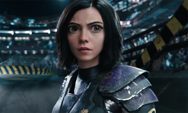 "Rosa Salazar, the First Latina Cyborg in History, triumphs in ""Alita: Battle Angel"""