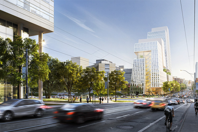 Schwartz Reisman Innovation Centre will Turbocharge Toronto