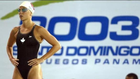 Joanne Malar Panamerican Games