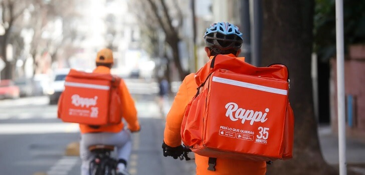 Colombian Rappi app among Latin America's most valuable tech startups