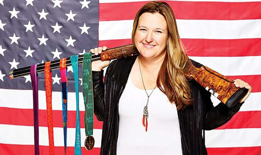 Kim Rhode will compete for the fourth time in the Pan American Games.