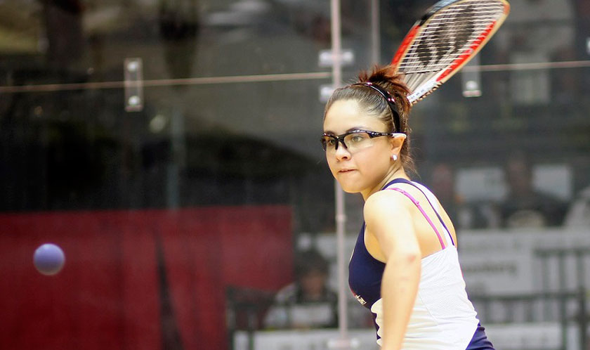 Paola Longoria wants three more titles in Lima 2019