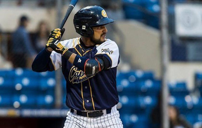 Cuban baseball player Yordan Manduley