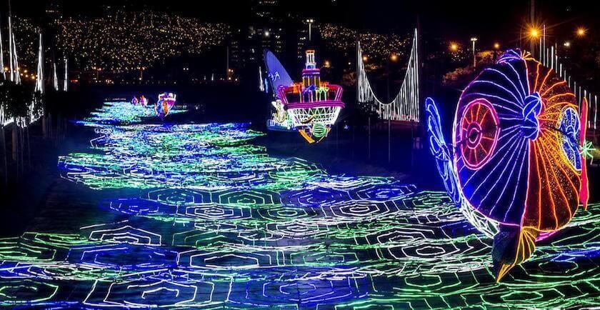 Medellin Christmas