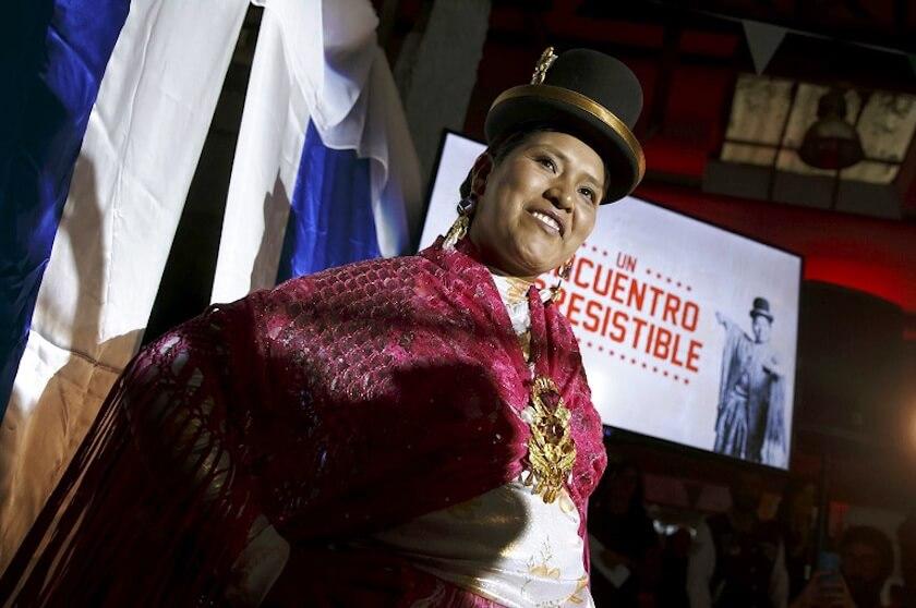 How indigenous women revolutionized Bolivian wrestling