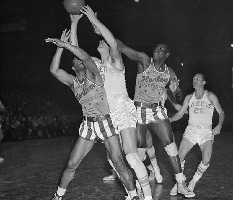 The Black-Versus-White Basketball Game That Integrated the Sport Over 70 years ago