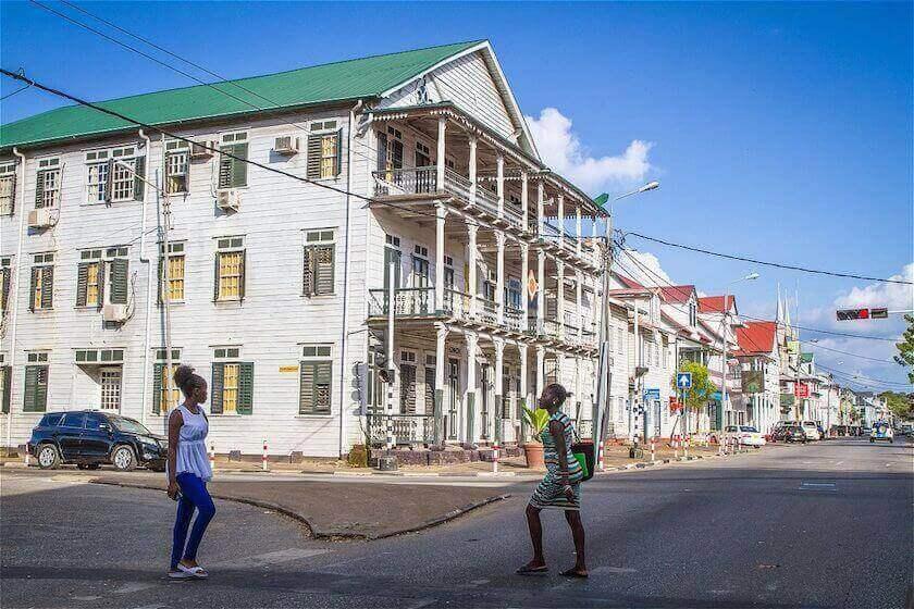 Paramaribo: Recovering the Luster of a Unique Architectural Treasure