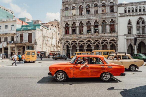 Cuban entrepreneurs