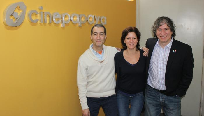 Cine Papaya, un referente en el ecosistema latinoamericano de startups