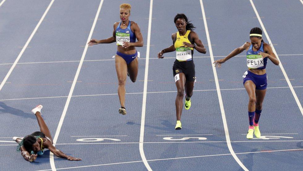 Diez imágenes imperdibles de los Juegos Olímpicos Río 2016