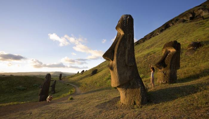 Isla de Pascua: 900 estatuas misteriosas esperan a cada visitante