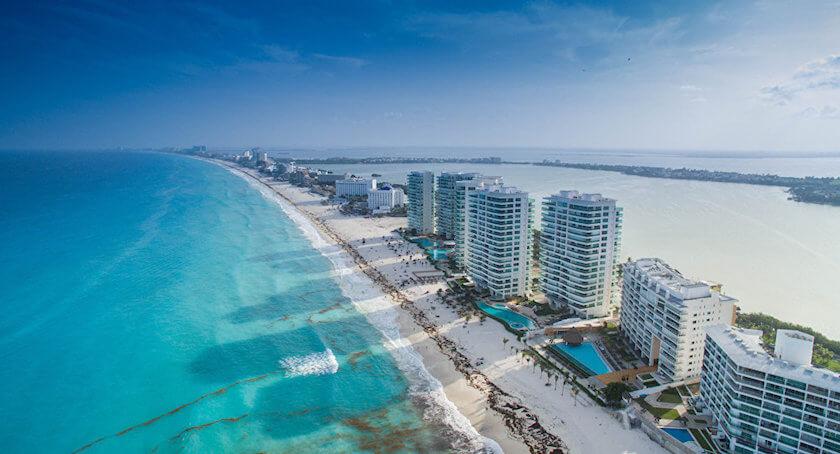 Cinco playas de México en las que querrás bañarte
