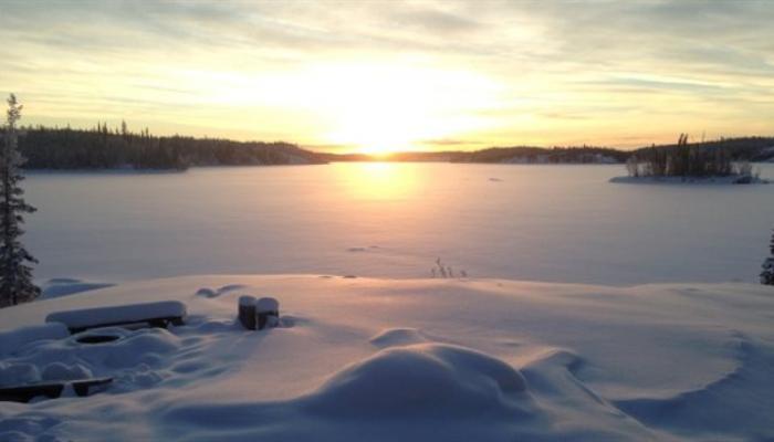 Canadá, un país de lagos