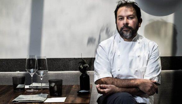 El mexicano Enrique Olvera es uno de los chefs más atrevidos de América Latina. Foto: Revista Clase.