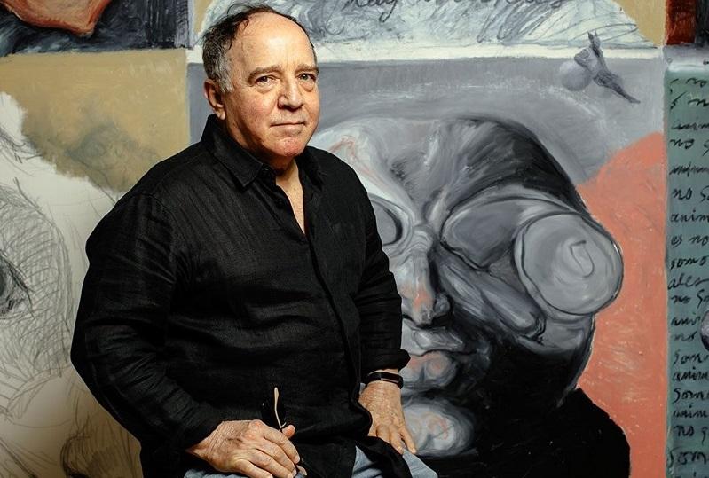 Roberto Fabelo es uno de los pintores cubanos más conocidos en el mundo.