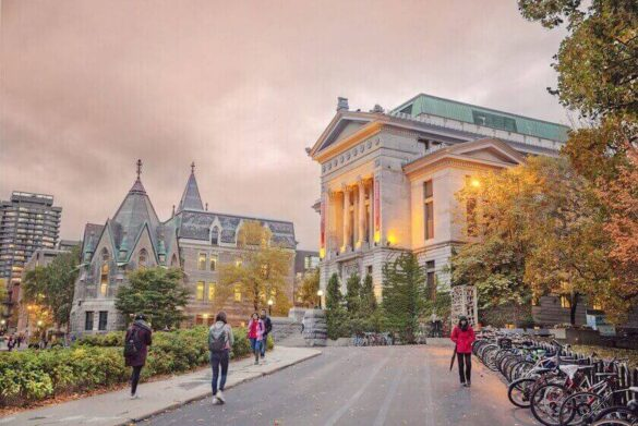 La Universidad McGill