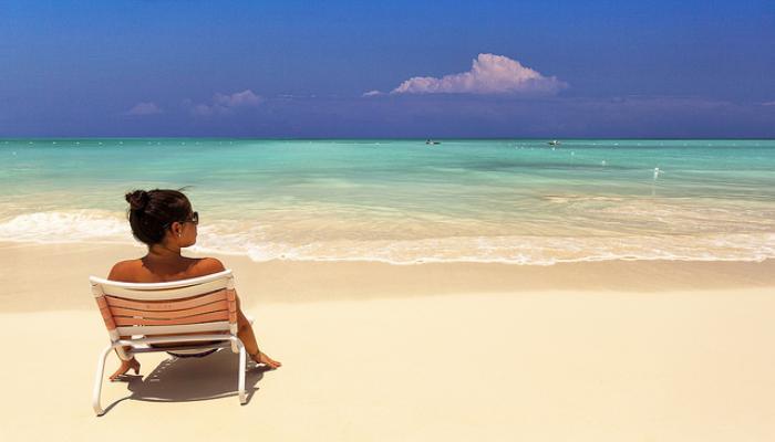 5 playas paradisíacas del Caribe