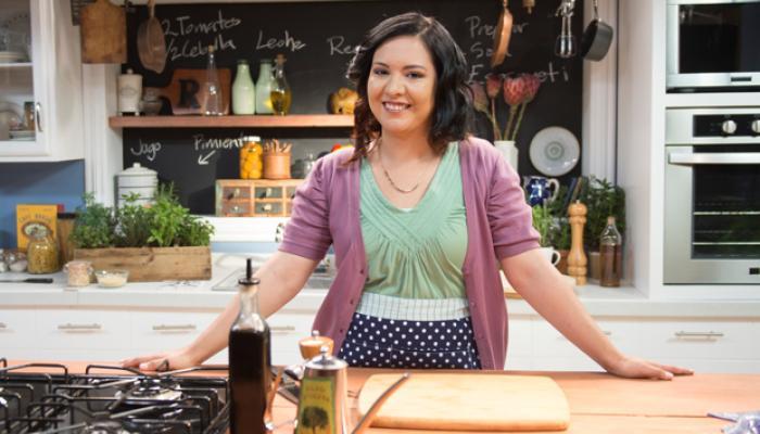 """""""Aprender a cocinar"""" es muy fácil con Catalina Alba"""