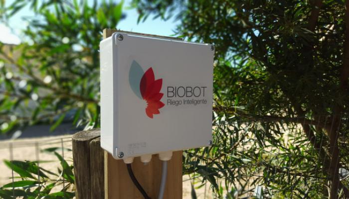 Historias de Startups: Biobot, un sistema de riego inteligente