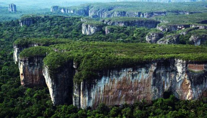 Cinco lugares que no puedes perderte en Colombia