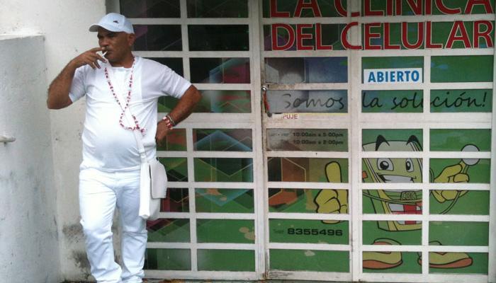 Emprender en Cuba hoy: una Clínica para Celulares
