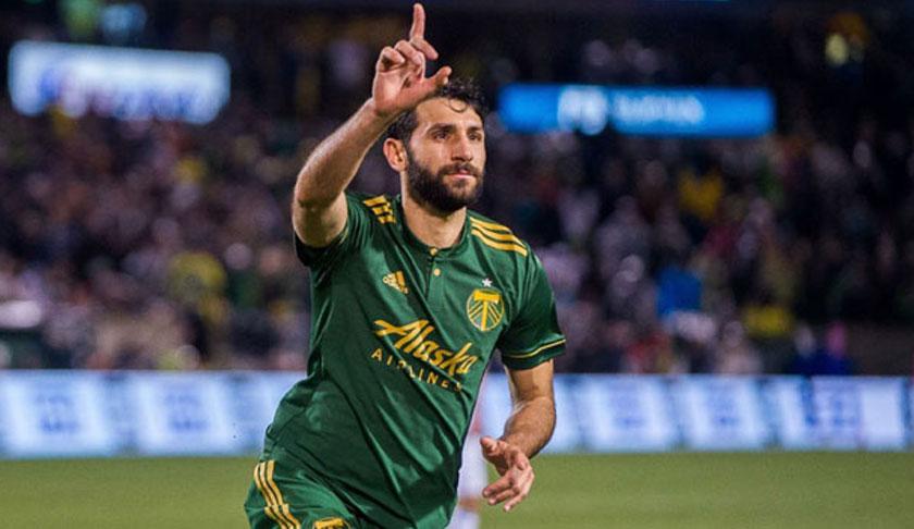 Diego Valeri, estrella en la MLS
