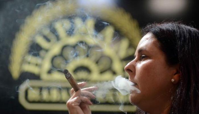 El humo millonario de los Habanos