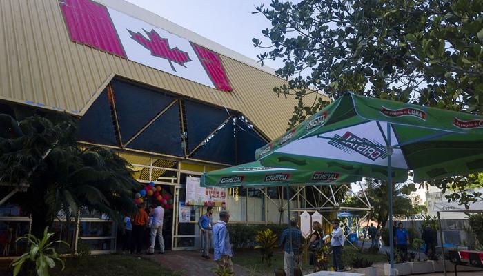 Empresas canadienses apuestan por Cuba