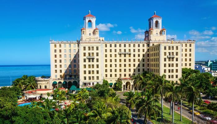 Los 10 hoteles más solicitados de La Habana