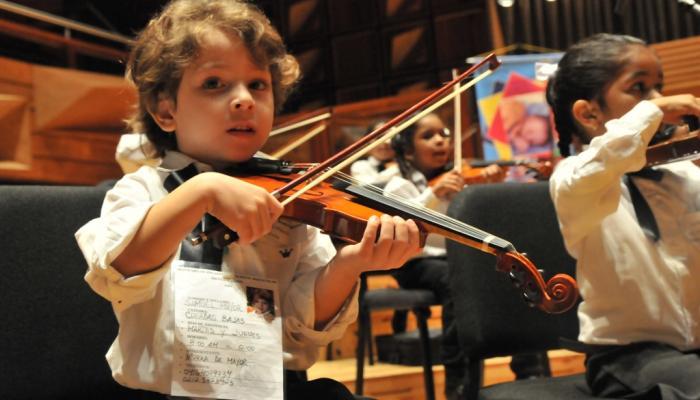 El Sistema, 40 años de música que cambia vidas en Venezuela
