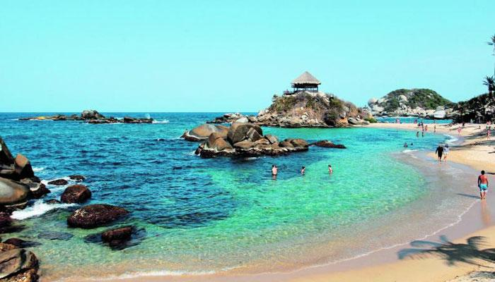 Tayrona, el dueño de las mejores playas de Colombia