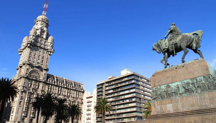 Montevideo, la ciudad donde todo pasa