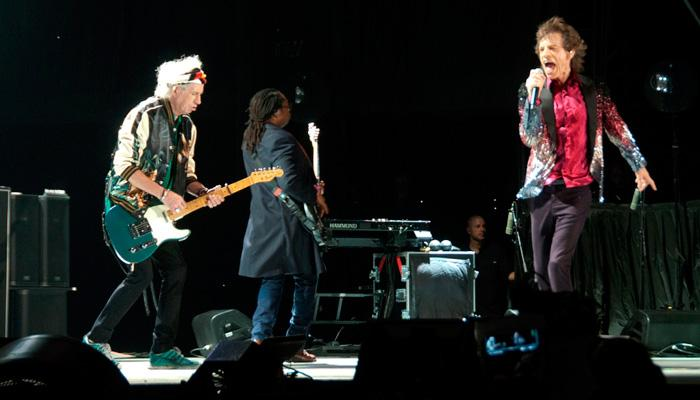 The Rolling Stones paralizaron La Habana