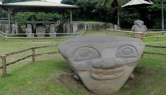 Parque San Agustín, una joya arqueológica en Colombia